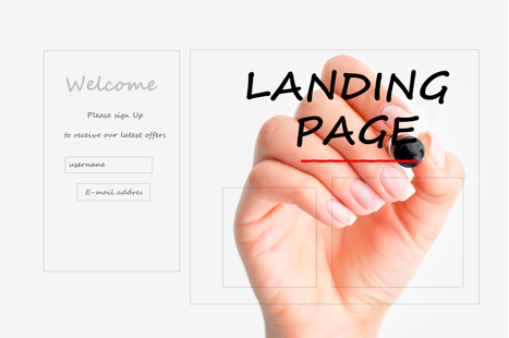customer-centric-landing-page