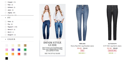 denim style guide